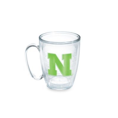 Tervis® University of Nebraska 15-Ounce Emblem Mug in Neon Green