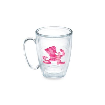 Tervis® University of Notre Dame 15-Ounce Emblem Mug in Neon Pink