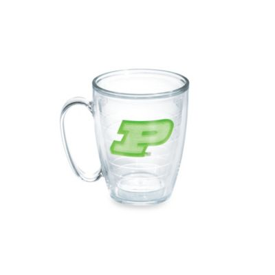 Tervis® Purdue University 15-Ounce Emblem Mug in Neon Green