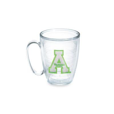 Tervis® Appalachian State University 15-Ounce Emblem Mug in Neon Green