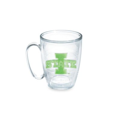 Tervis® Iowa State University 15-Ounce Emblem Mug in Neon Green
