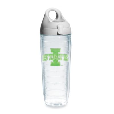Tervis® Iowa State University 24-Ounce Water Bottle in Neon Green