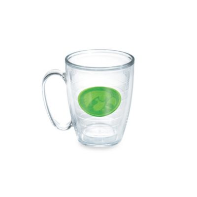 Tervis® University of Iowa 15-Ounce Emblem Mug in Neon Green