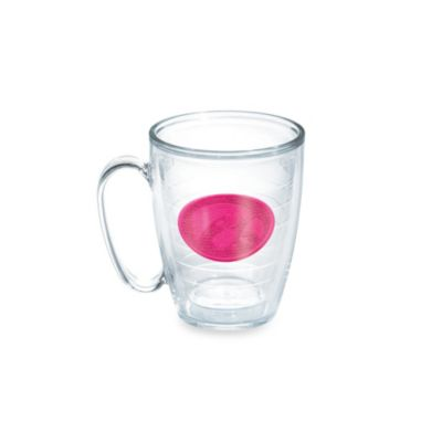 Tervis® University of Iowa 15-Ounce Emblem Mug in Neon Pink