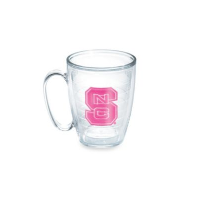 Tervis® North Carolina State University 15-Ounce Emblem Mug in Neon Pink