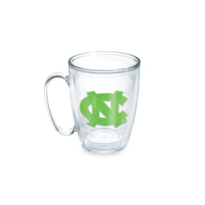 Tervis® University of North Carolina 15-Ounce Emblem Mug in Neon Green