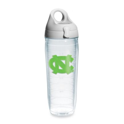 Tervis® University of North Carolina 24-Ounce Water Bottle in Neon Green