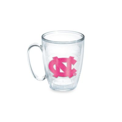 Tervis® University of North Carolina 15-Ounce Emblem Mug in Neon Pink