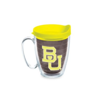Neon Yellow NCAA Drinkware