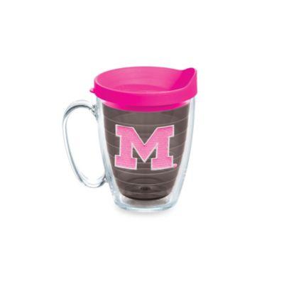 University of Michigan Freezer Mug