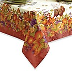 Harvest Jubilee Spice Tablecloth and Napkins