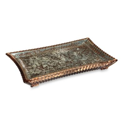 Wamsutta Sophia Bronze Guest Towel Holder