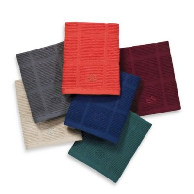 Calphalon® Dish Cloth in Currant