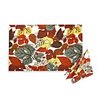Fall Medley Placemat and 4-Pack of Napkins