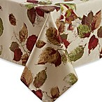 Maxfield Shimmer Tablecloth and 4-Pack of Napkins
