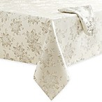 Winter Shine Tablecloth and 4-Pack of Napkins
