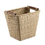 Tangere Seagrass Waste Basket