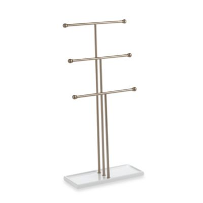 Umbra® Trigem 3-Tier Jewelry Stand