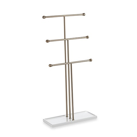 Buy Three Tier Towel Stand Valet From Bed Bath Beyond