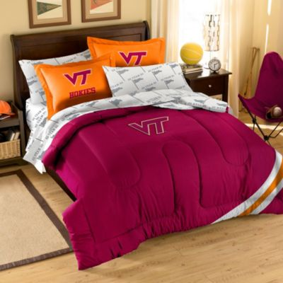 Virginia Tech Full Complete Bed Ensemble