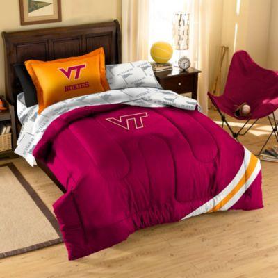 Virginia Tech Twin Complete Bed Ensemble