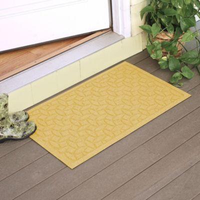 Buy Yellow Door Mats From Bed Bath Amp Beyond