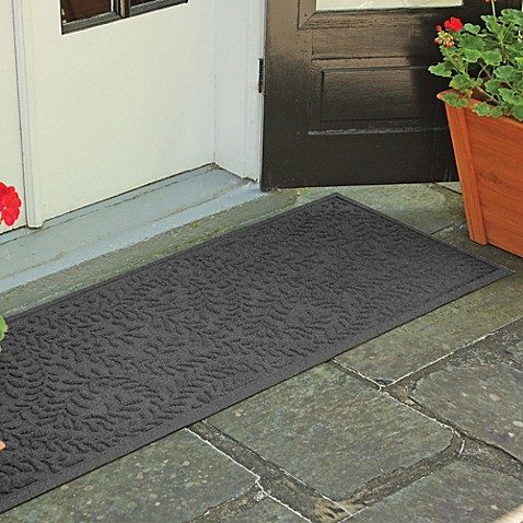 Weather Guard Boxwood 22 Inch X 60 Inch Door Mat Bed