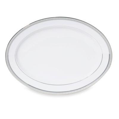 Mikasa® Platinum Crown Oval Platter