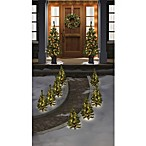 12-Piece Entrance Tree and Wreath Set