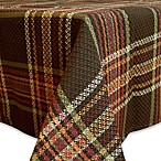 Hampton Plaid Tablecloth