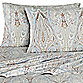 Bellino Fine Linens® Paisley 4-Piece Sheet Set in Sky