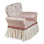 Glenna Jean Madison Upholstered Child's Rocker