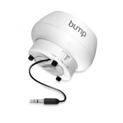 Aluratek Bump Portable Bluetooth Mini-Speaker