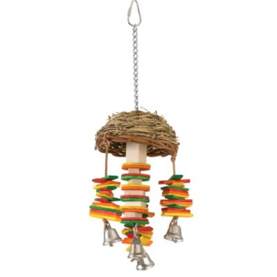 Pet Bird Basket Twist