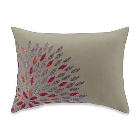Anthology™ Bloomsfield Oblong Throw Pillow