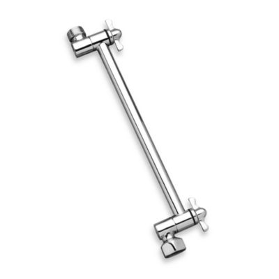 American Standard 11-Inch Shower Arm and Flange With Downpour Effect in Chrome