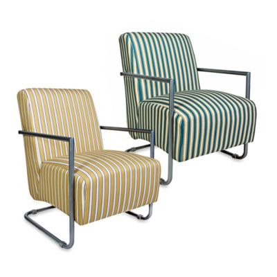 angelo:HOME Roscoe Cottage Metal Arm Chair