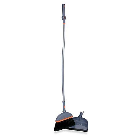 Casabella 174 Ergo Broom Amp Dustpan Www Bedbathandbeyond Com