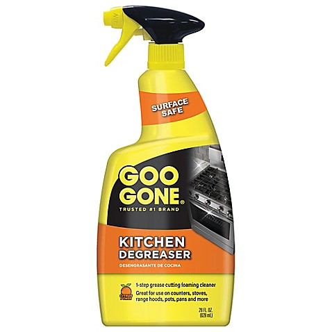 Goo Gone 174 Kitchen Grease Cleaner Amp Remover 28 Ounce Spray