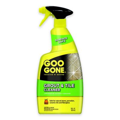 Goo Gone® Grout Clean & Restore 28-Ounce Spray Bottle