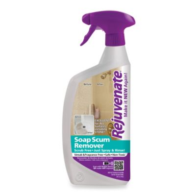Rejuvenate® 24-Ounce Soap Scum Remover