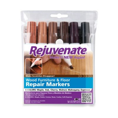 Rejuvenate® Wood Furniture & Floor Repair Markers