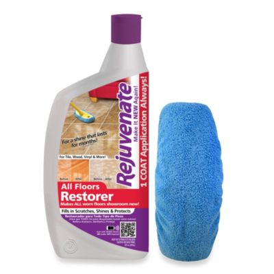 Rejuvenate® 32-Ounce Floor Restorer with Applicator Bonnet