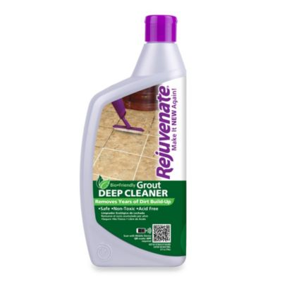 Rejuvenate 24-Ounce Bio-Enzymatic Tile & Grout Deep Cleaner