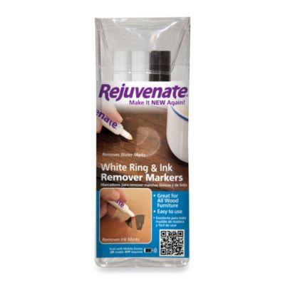 Rejuvenate® White Ring & Dark Ink Stain Remover Pen