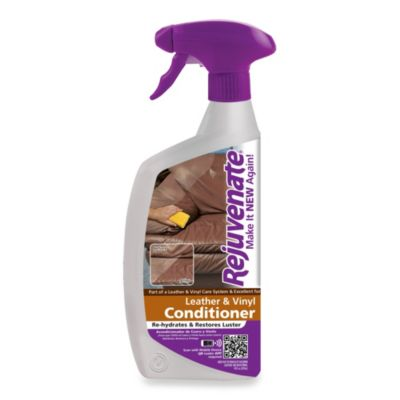 Rejuvenate 16-Ounce Leather & Vinyl Conditioner & Restorer