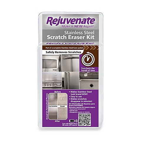 Buy Rejuvenate 174 Stainless Steel Scratch Eraser Kit From