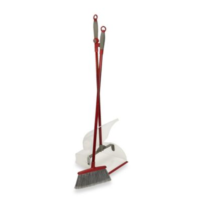 Covered Upright Sweeper in Ruby