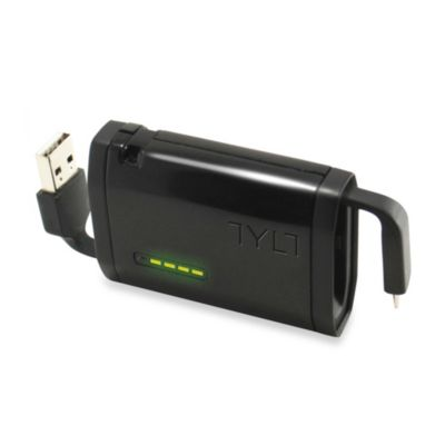 TYLT Black Micro-USB Powerplant Backup Charger