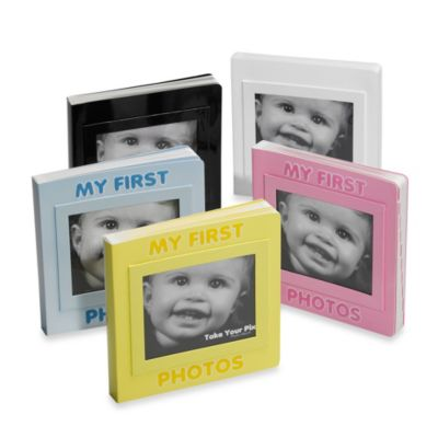 Take Your Pix® Board Book Photo Album in Pink